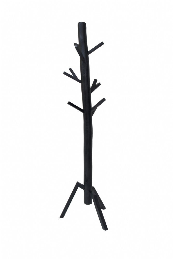Coat Rack Black