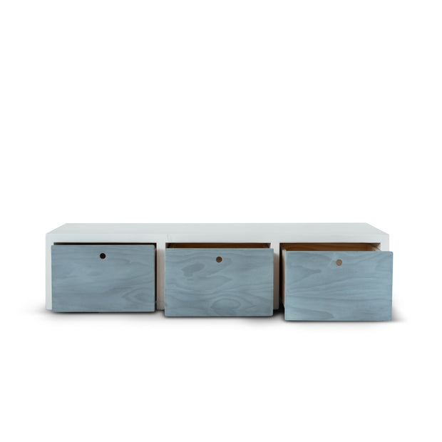 Isabelle Banquette Storage Seat - House of Orange
