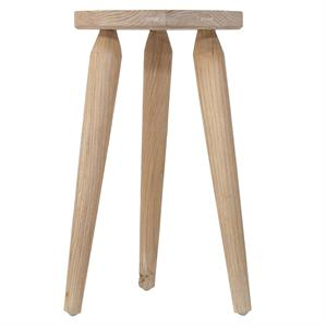 HK Living | Stool | Rustic Wood | HK Living | House of Orange Melbourne