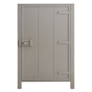 HK Living | Cabinet | Single Door Taupe | HK Living | House of Orange Melbourne