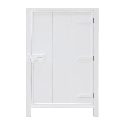 HK Living | Cabinet | Single Door White | HK Living | House of Orange Melbourne