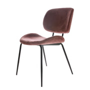 HK Living | Dining Chair | Velvet Old Pink | HK Living | House of Orange Melbourne