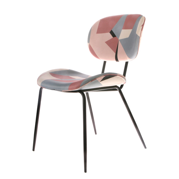 HK Living | Dining Chair | Printed Fabric | HK Living | House of Orange Melbourne