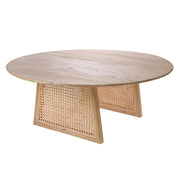 HK Living | Webbing Coffee Table L Natural | House of Orange Melbourne