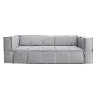 HK Living | Couch | Cube 4 Seater Canvas Light Grey | HK Living | House of Orange Melbourne