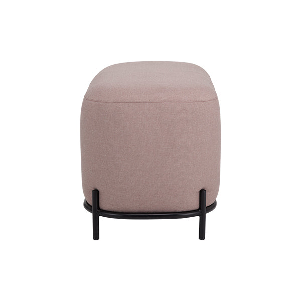 HK Living | Pouf | 80cm Old Pink | HK Living | House of Orange Melbourne