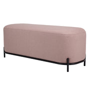 HK Living | Pouf | 120cm Old Pink | HK Living | House of Orange Melbourne