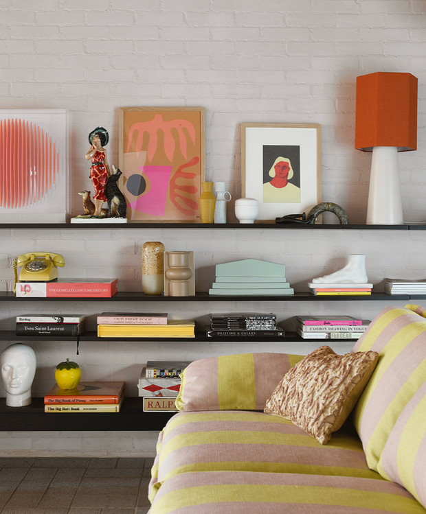 HK Living | Orange Circle Art Frame | House of Orange Melbourne