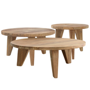 HK Living | Teak Coffee Table S | House of Orange Melbourne