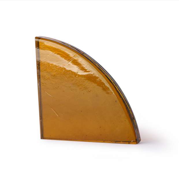HK Living | Glass Object Ochre S | House of Orange Melbourne