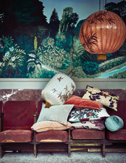 HK Living | Velvet Cushion Terra (40x60) | House of Orange Melbourne