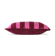 HK Living | Satin/Velvet Cushion Pink/Purple (35X50) | House of Orange Melbourne