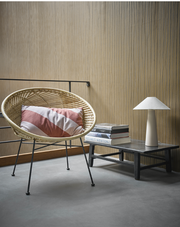 HK Living | Triangle Lampshade M Ivory Jute | House of Orange Melbourne