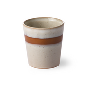 70's Ceramic Mug Snow | HK Living