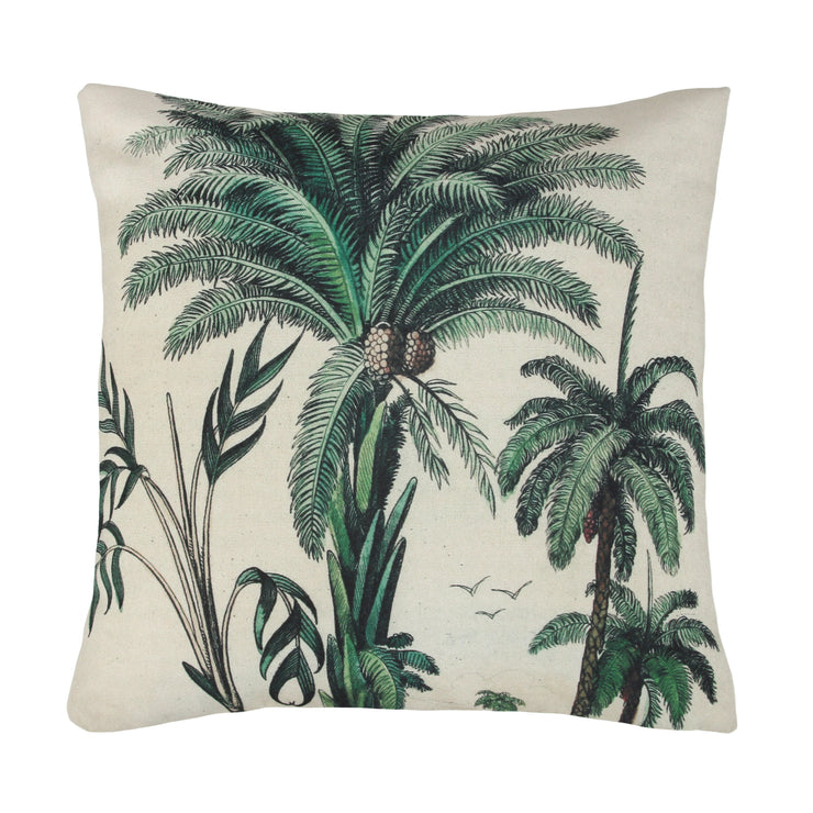 House of Orange | Cushion | Printed Palm Trees | HK Living | House of Orange Melbourne