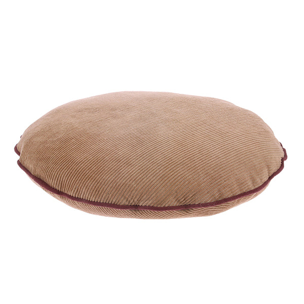 HK Living | Corduroy Cushion Round | House of Orange Melbourne