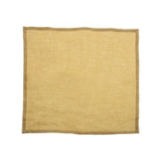HK Living | Linen Napkin Soft Yellow - Set of 2(45x45) | House of Orange Melbourne
