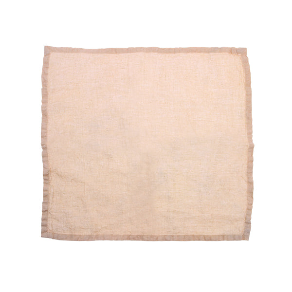HK Living | Linen Napkin Salmon - Set of 2 (45x45) | House of Orange Melbourne