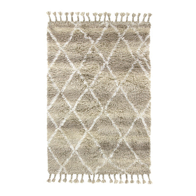 HK Living | Rug | Woollen Berber Natural Shades | HK Living | House of Orange Melbourne