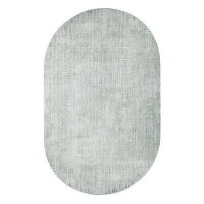 HK Living | Oval Viscose Rug Mint Green | House of Orange Melbourne