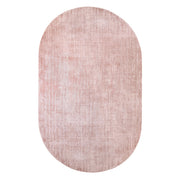 HK Living | Rug | Oval Viscose Nude | HK Living | House of Orange Melbourne