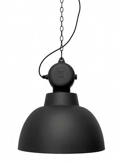 HK Living | Lamp Factory L Matt Black | House of Orange Melbourne