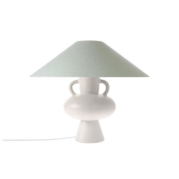 HK Living | Lampshade | Triangle Mint Green Jute (Shade only) | HK Living | House of Orange Melbourne