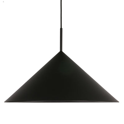 HK Living | Metal Triangle Pendant Lamp Black | House of Orange Melbourne