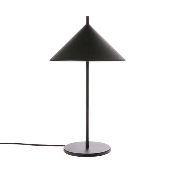 HK Living | Metal Triangle Table Lamp Black | House of Orange Melbourne