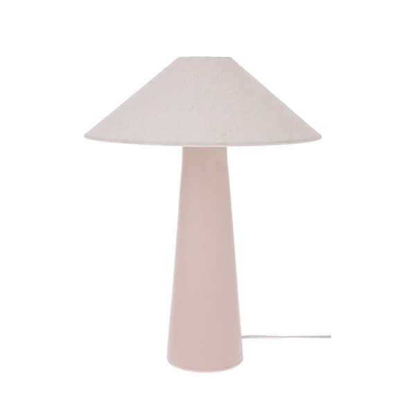 HK Living | Cone Lamp Base S Matt Skin | House of Orange Melbourne