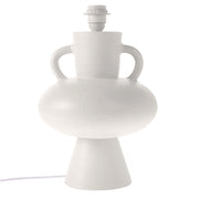 HK Living | Stoneware Lampbase White L | House of Orange Melbourne