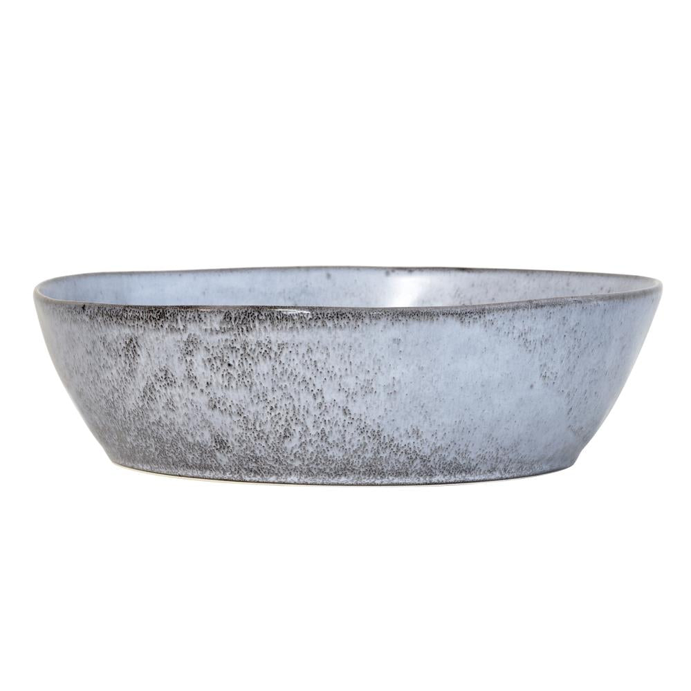 Rustic Grey Bowl L