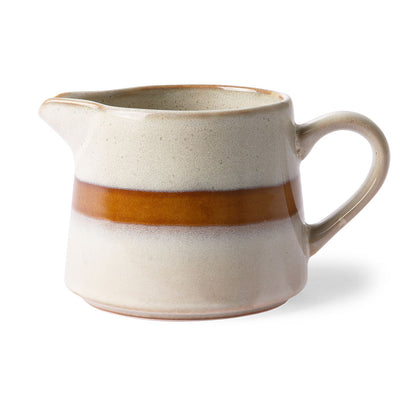 HK Old | Ceramic 70's Creamer Snow | House of Orange Melbourne