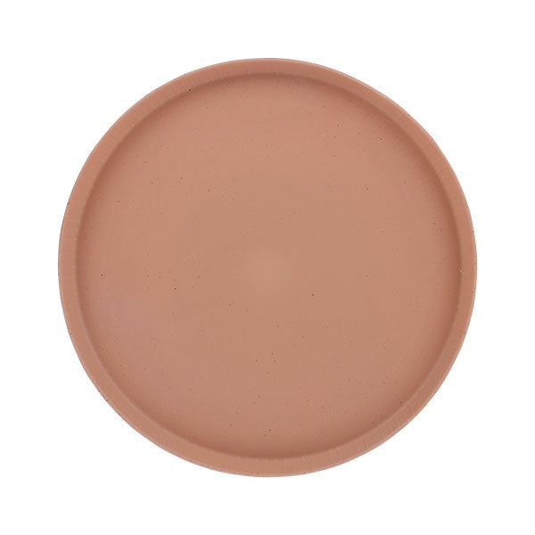 House of Orange | Speckled Ceramic Tray Peach | House of Orange Melbourne