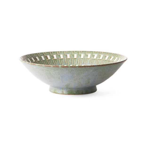 HK Living | Kyoto Ceramics: Japanese Ceramic Salad Bowl | House of Orange Melbourne