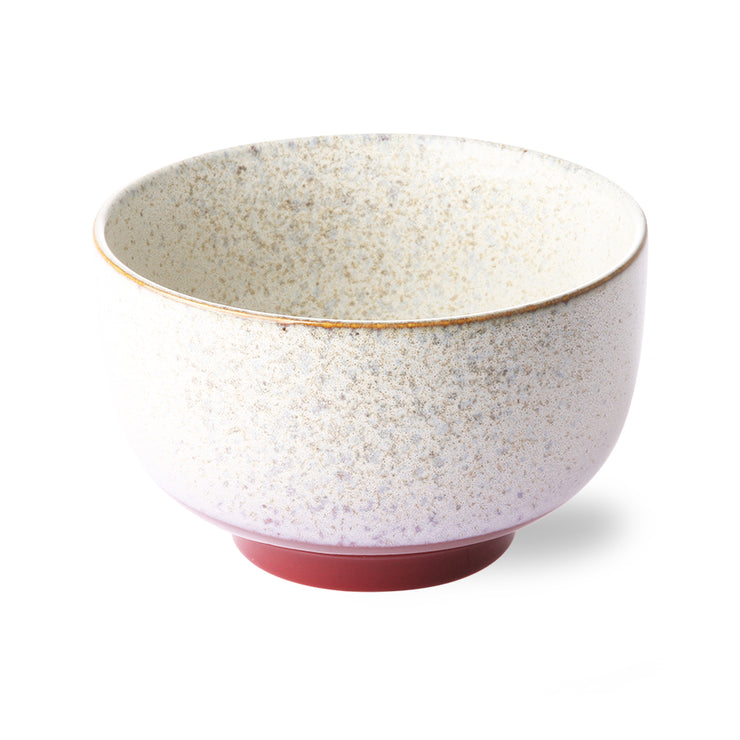 HK Living | Bowl | 70's Ceramic Frost Large | HK Living | House of Orange Melbourne