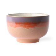 HK Living | Ceramic 70's Bowl: Sunset | House of Orange Melbourne