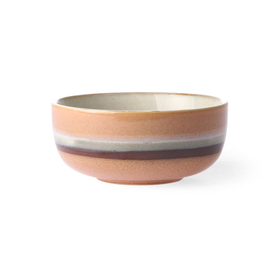 HK Living | Bowl | 70's Ceramic Tornado Medium | HK Living | House of Orange Melbourne