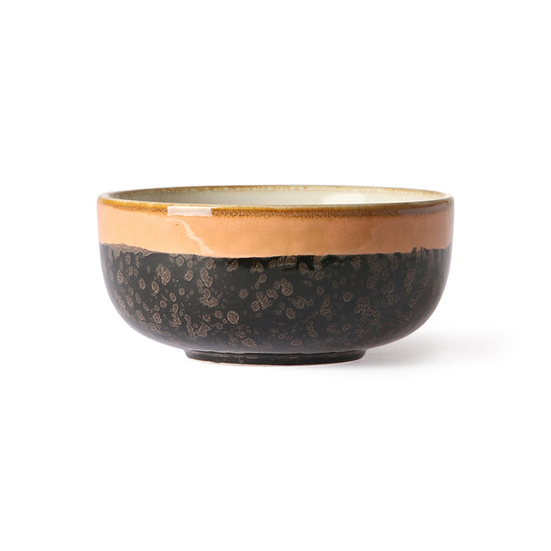 HK Living | Ceramic 70's Bowl Medium: Lava | House of Orange Melbourne