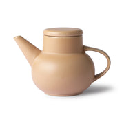HK Living | Ceramic Bubble Tea Pot Yellow | House of Orange Melbourne