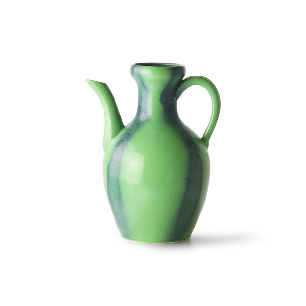 HK Living | Ceramic Jug Green/Blue | House of Orange Melbourne