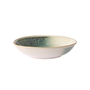 ceramic 70's curry bowls: mist (set of 2)