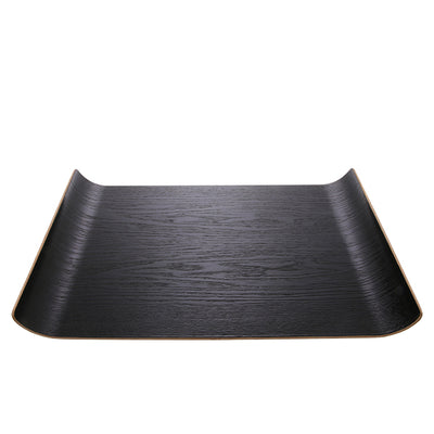 HK Living | Black Willow Wooden Tray Large | House of Orange Melbourne