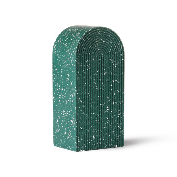 HK Living | Terrazzo Arch Ornament A Green | House of Orange Melbourne