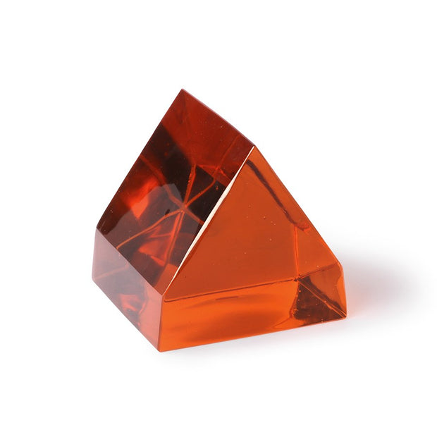 HK Living | Glass Object Brown M | House of Orange Melbourne