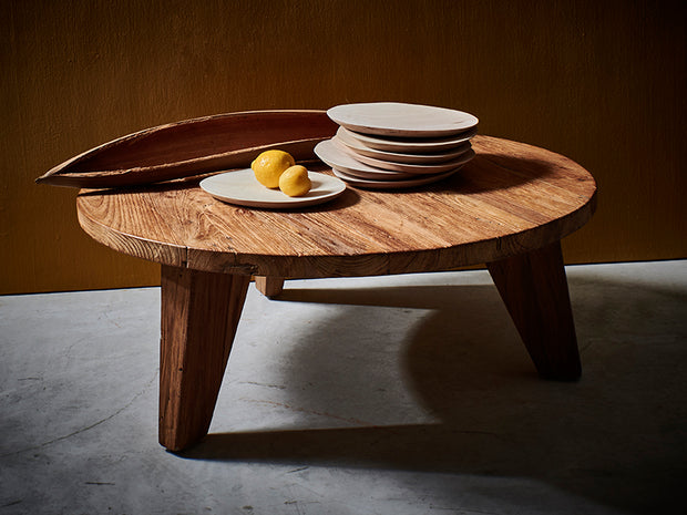 Teak Coffee Table L - House of Orange