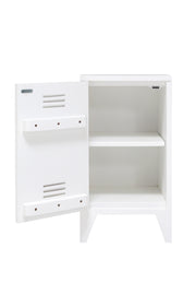 HK Living | Bedside Locker | White (Set of 2) | HK Living | House of Orange Melbourne