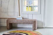 round tufted rug gradient (150)