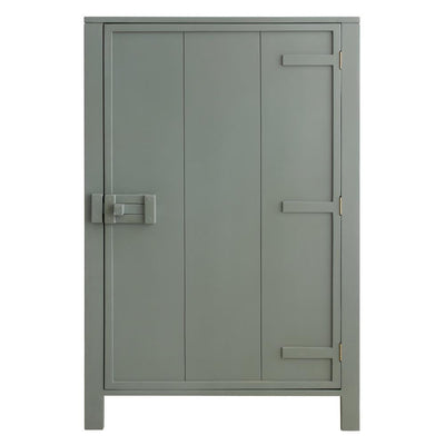 HK Living | Cabinet | Single Door Vintage Green | HK Living | House of Orange Melbourne
