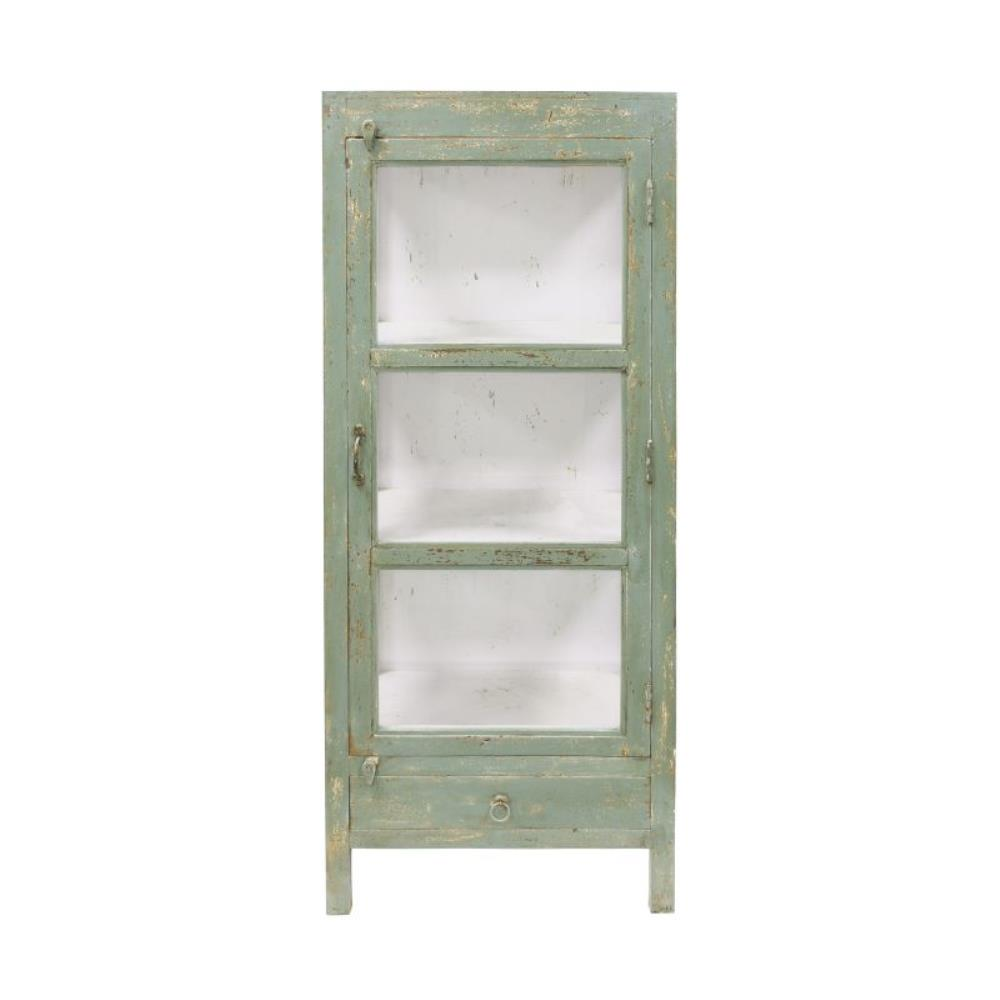 Small doctors cabinet army green